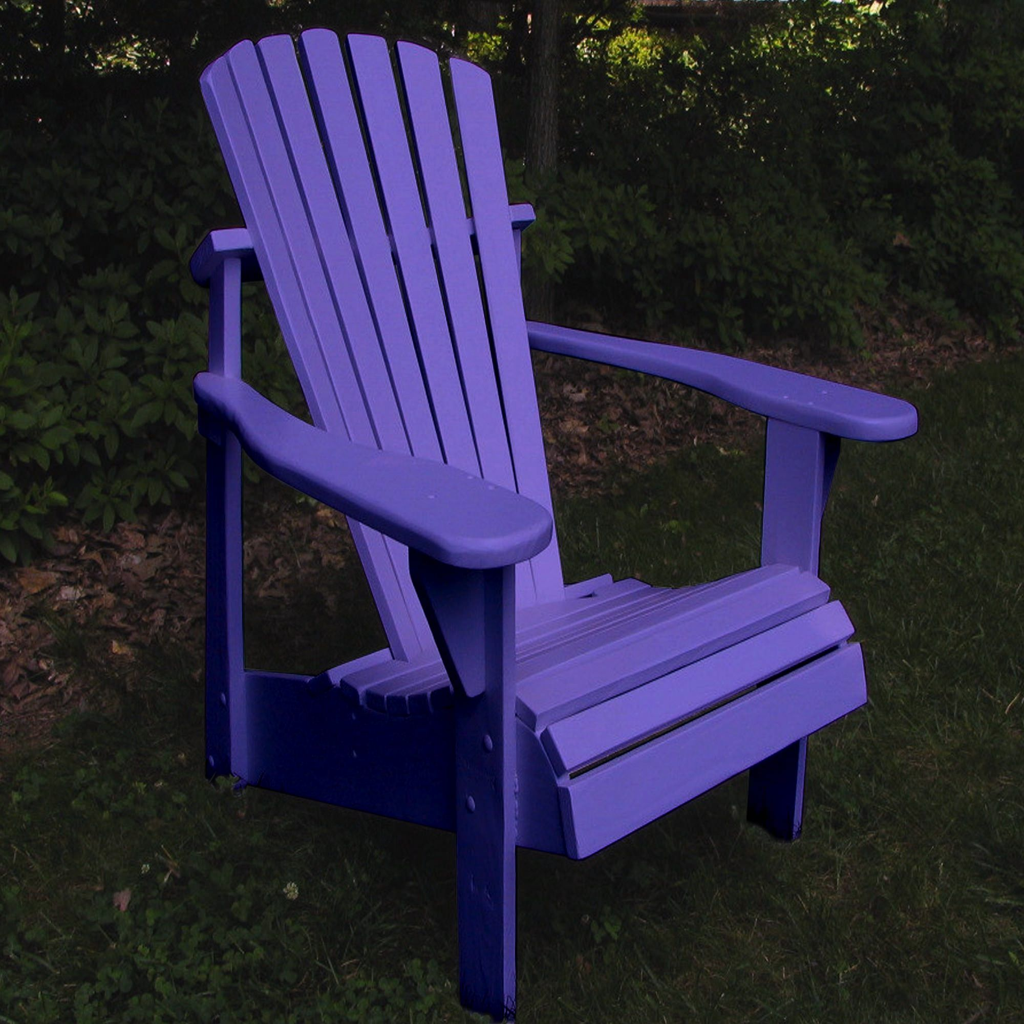 Pair of Painted Adirondack Chair in 2019 Adirondack