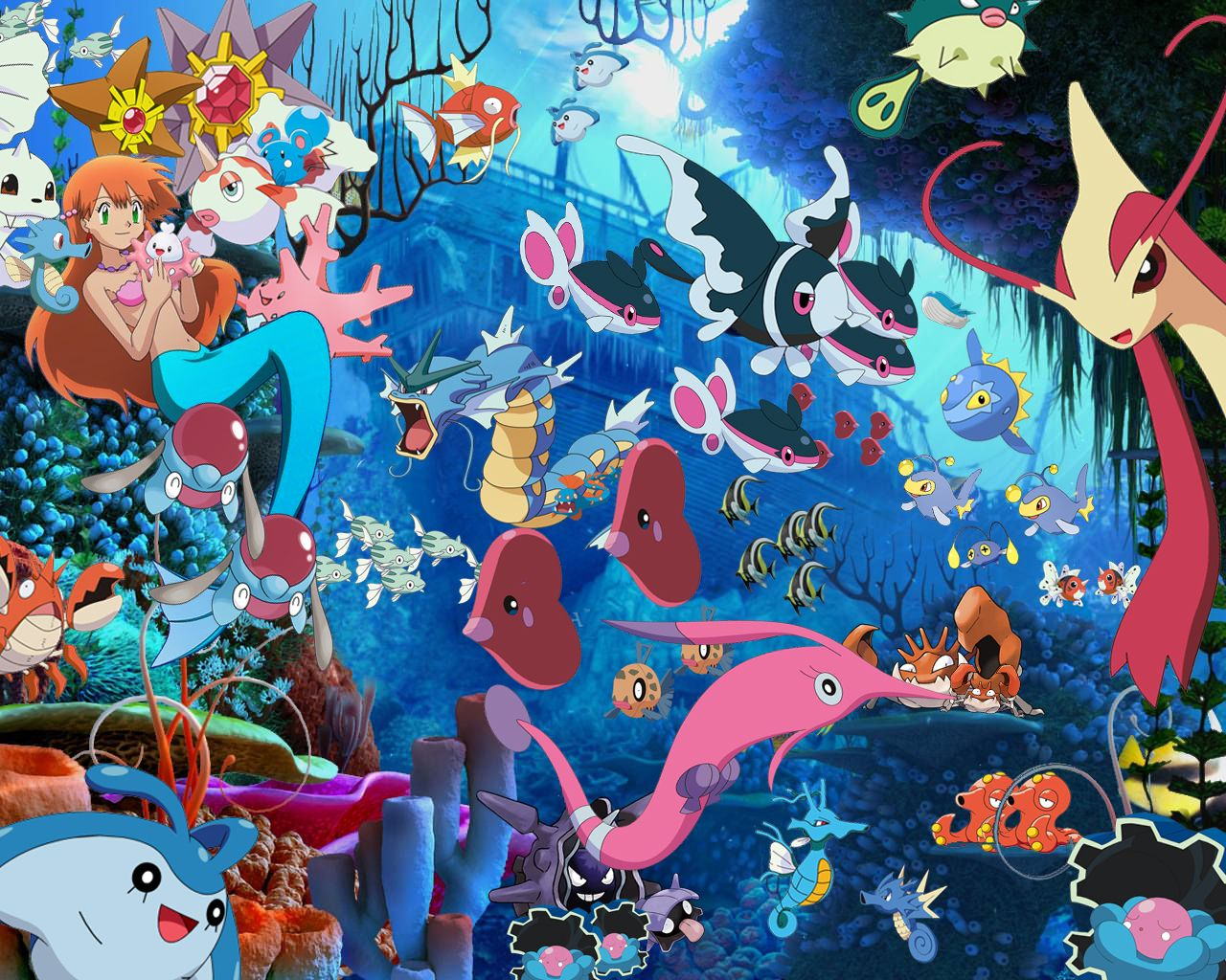 Water type pokemon pinterest type pokemon pokemon for All types of water