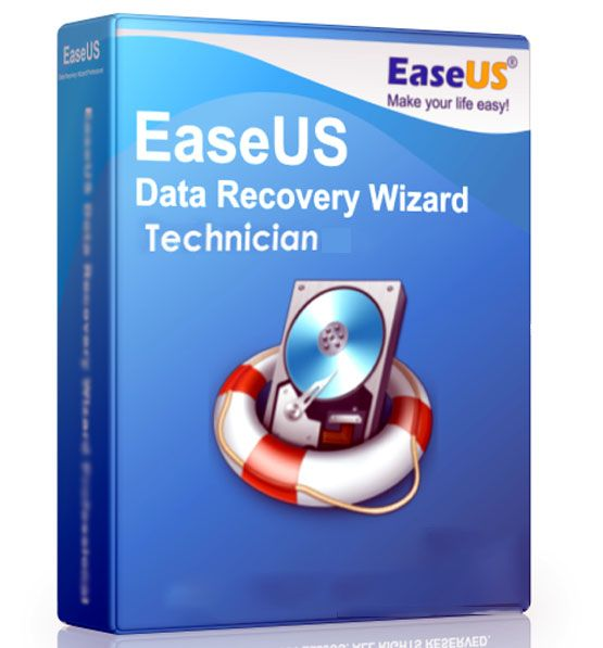 EaseUS Data Recovery Wizard Professional New 561 2012 With Serial By RajS