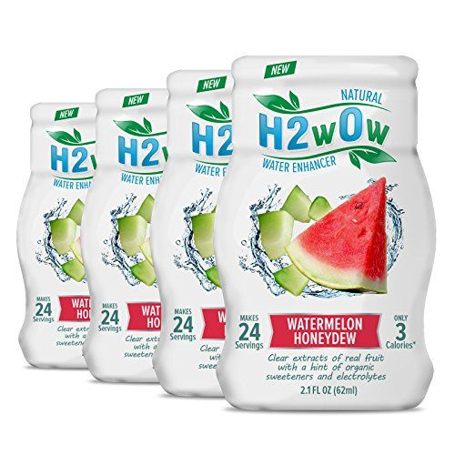 H2wow Water Enhancer Drops Organic Natural Extracts Of Real Fruit A Hint Of Organic Stevia Makes 768 Oz Of Deli Water Enhancer Flavored Water Organic Juice