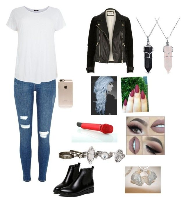 """""""Untitled #101"""" by sandra-payne-guadarrama on Polyvore featuring River Island, Incase, WithChic, Sennheiser, maurices and Bling Jewelry"""