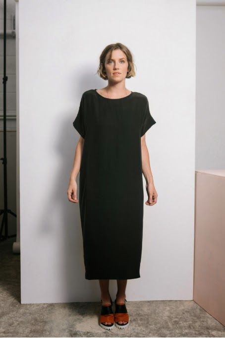 laws of general economy: Elizabeth Suzann Georgia Midi Dress