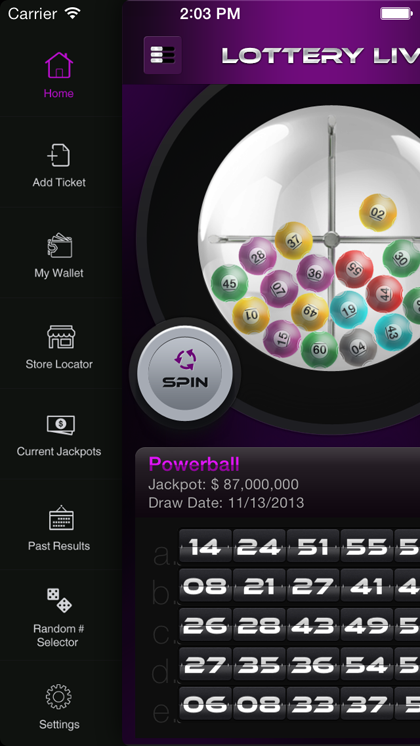 Lottery Live (LotteryLive) on Twitter. This app is
