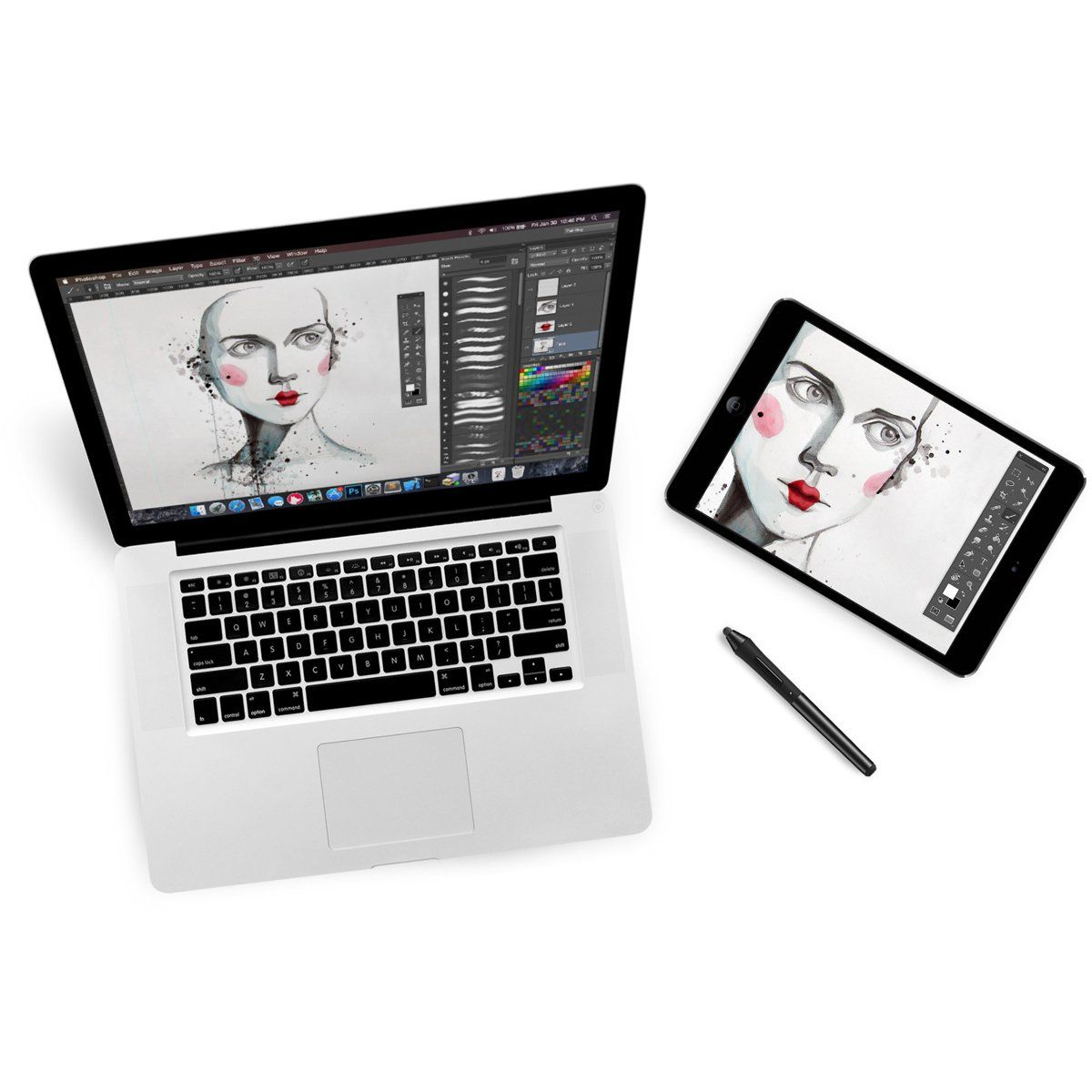 Character Design Ipad App : The best ipad apps for designers adobe capture fontbook