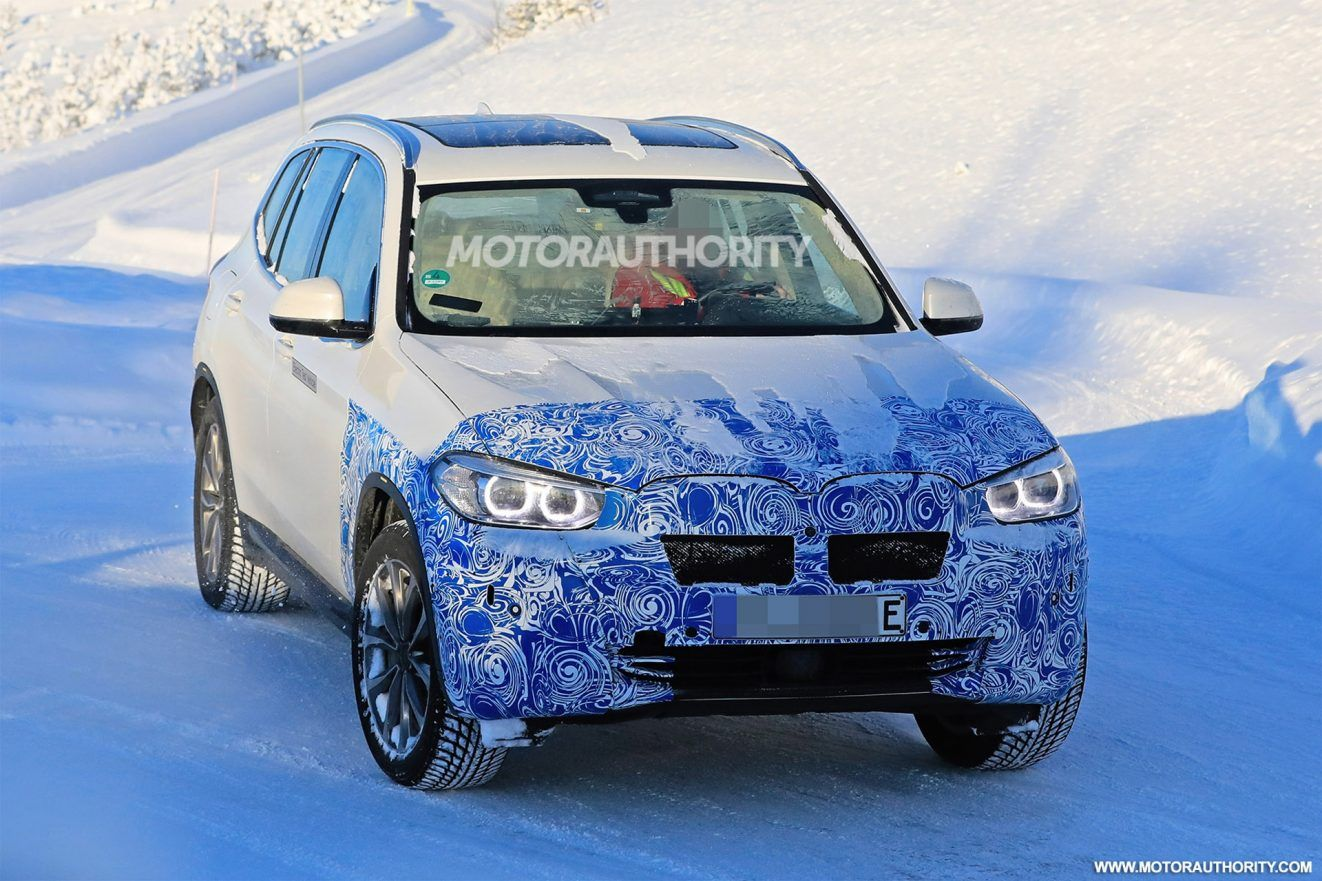 2021 BMW iX3 Review The Future Electric Compact Crossover