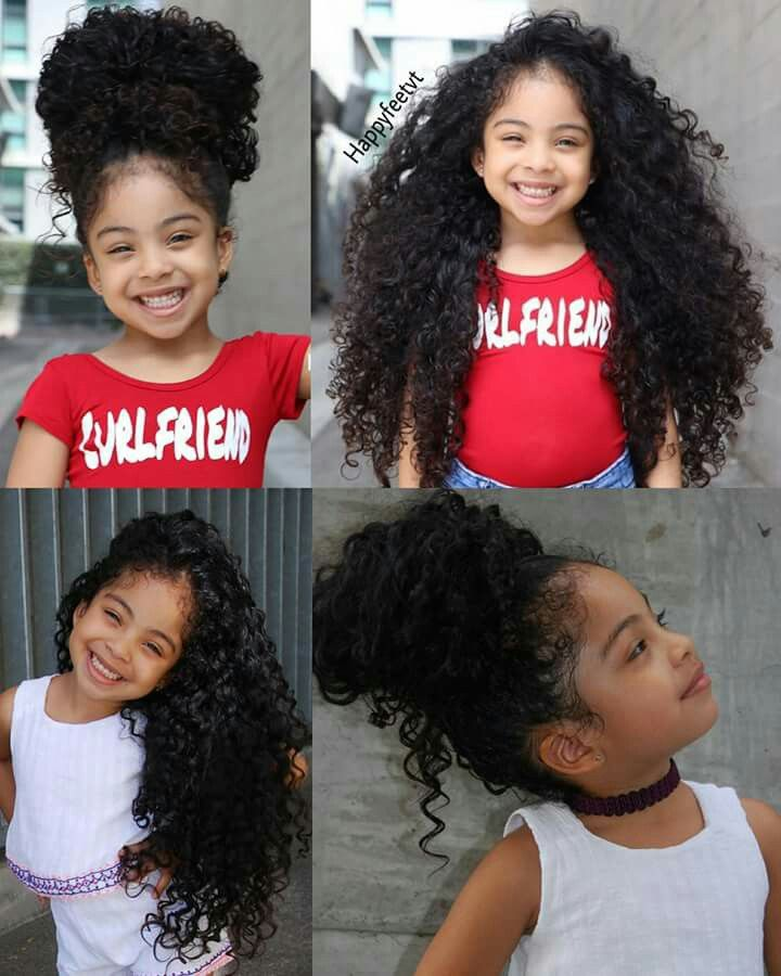 Que Maravilhosa With Images Kids Style Hair Kids Curly