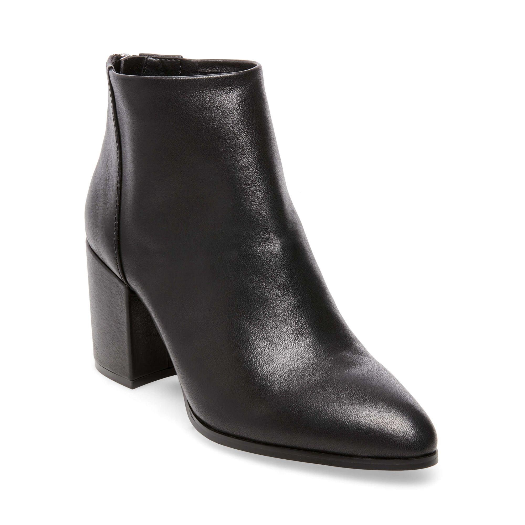 de6d3d64139 Steve Madden Jillian - Black Leather 9.5