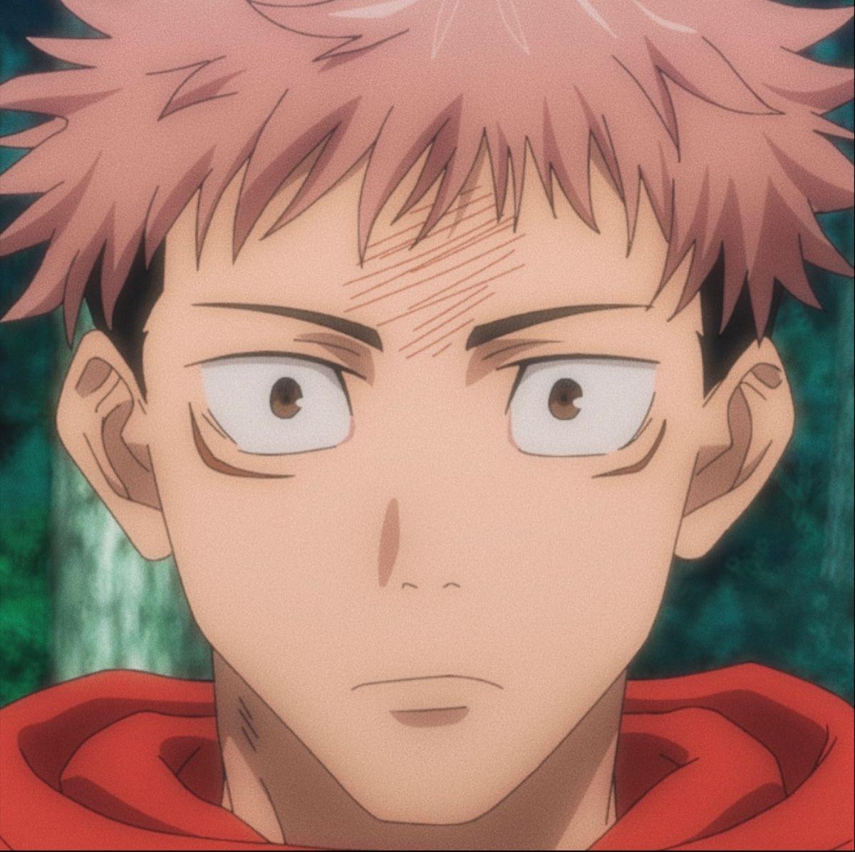 Yuji Itadori Icon In 2021 Anime Anime Icons Art