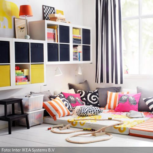 in diesem kinderzimmer darf das kind so richtig toben und tollen denn daf r ist es gedacht. Black Bedroom Furniture Sets. Home Design Ideas