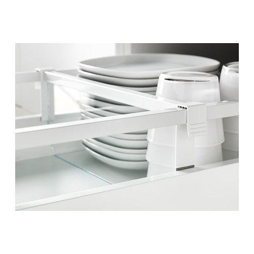 5,99e/kpl MAXIMERA Jakaja keskikorkeaan laatikkoon - 40 cm - IKEA
