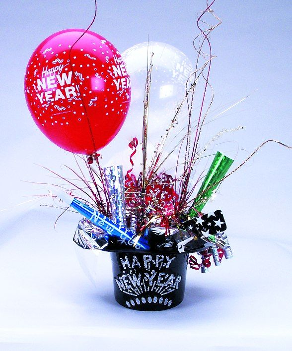 new year's centerpiece ideas