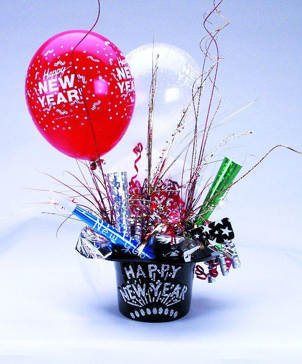 new year's centerpiece ideas | HAPPY NEW YEAR CENTERPIECE ...