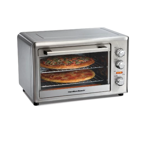 Hamilton Beach Xl Convection Oven 31153d Adult Unisex Gray Countertop Convection Oven Countertop Oven