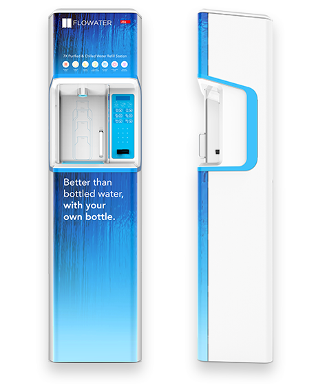 7x Purified Water Refill Station That Is Better Than Anything You
