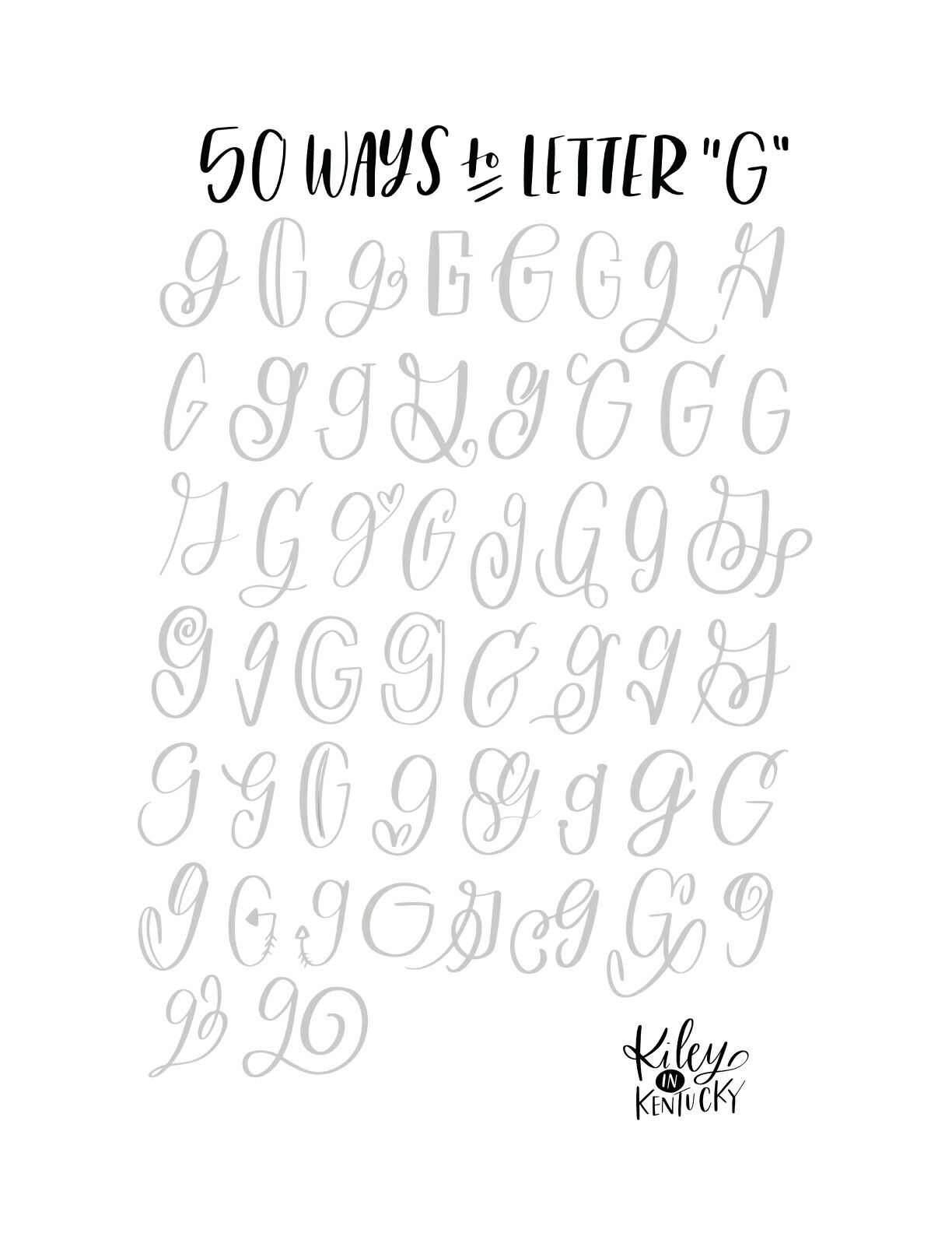 Pin By Brinn Higashionna On Lettering