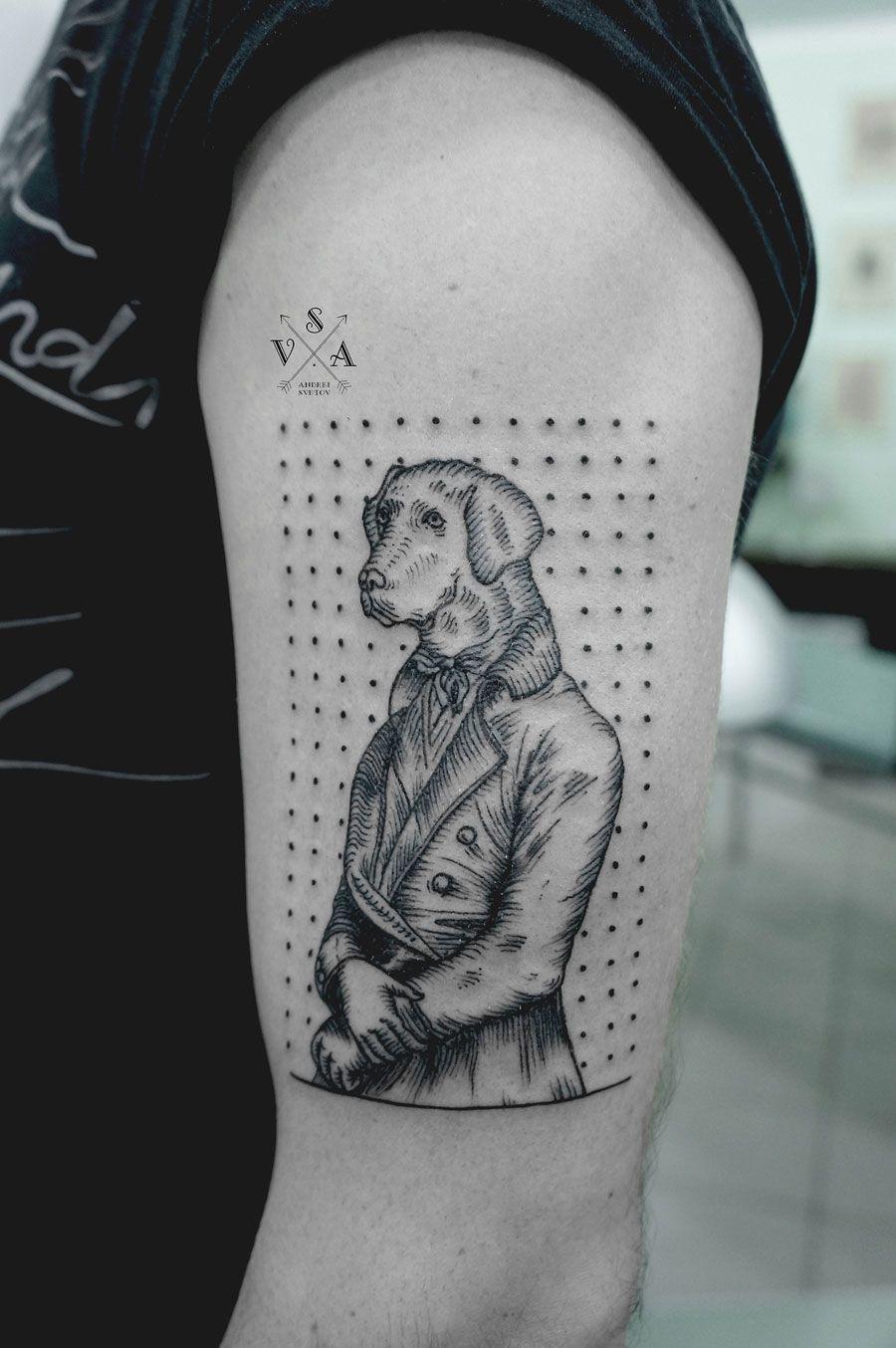 Tattoo ideas black ink andrey svetov  tattoo tatting and body art