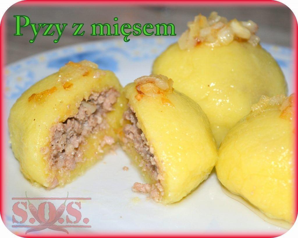 Pyzy z mięsem-#mięsem #Pyzy- Pyzy z mięsem  Kulinarne S.O.S. agatman6785 Ulubione Lubicie pyzy z mięsem? Ja uwielbiam😁 Zabiegani i zapracowani mogą kupić gotowe pyzy  w sklepie, ale… i tak uważam, że te domowej roboty są najsmaczniejsze😉 #przepisy #obiad #ziemniaki #mięso  Kulinarne S.O.S.  Lubicie pyzy z mięsem? Ja uwielbiam😁 Zabiegani i zapracowani mogą kupić gotowe pyzy  w sklepie, ale… i tak uważam, że te domowej roboty są najsmaczniejsze😉 #przepisy #obiad #ziemniaki #mięso  agatman6785