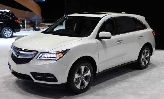 2017 Acura Mdx Changes Cars Modification Wallpaper