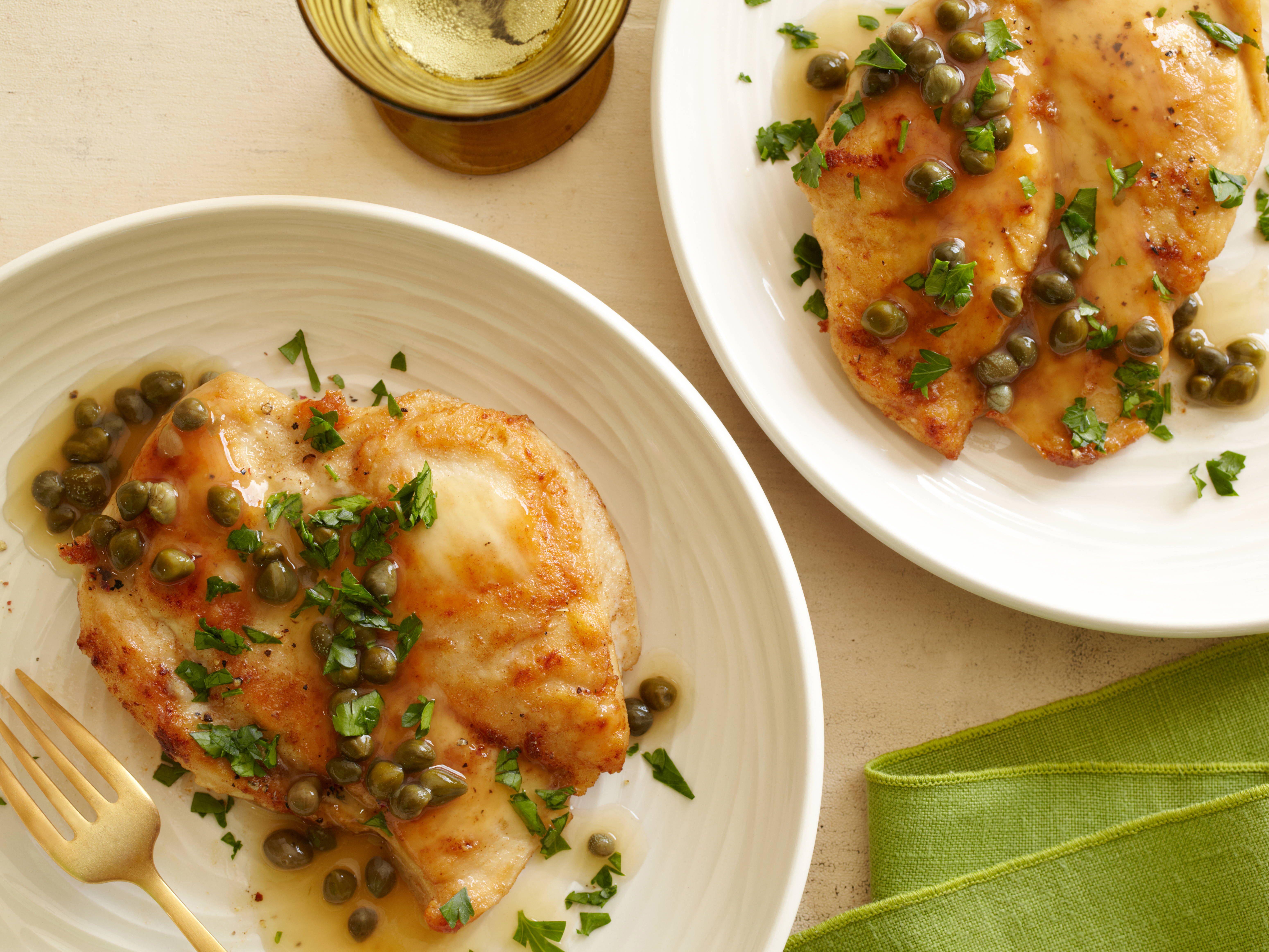 Chicken piccata recipe chicken piccata giada de laurentiis and chicken piccata recipe chicken piccata giada de laurentiis and recipes forumfinder Images