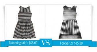 Knockoff Girls' Bloomingdale's Combo-Striped Dress, Just $15.80