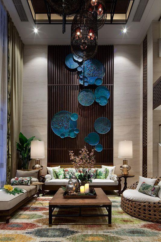Photo of Das Wohnzimmer dient als Ort für Freizeit, Entspannung und Freunde. Bleib für …,  #Als #Ble…