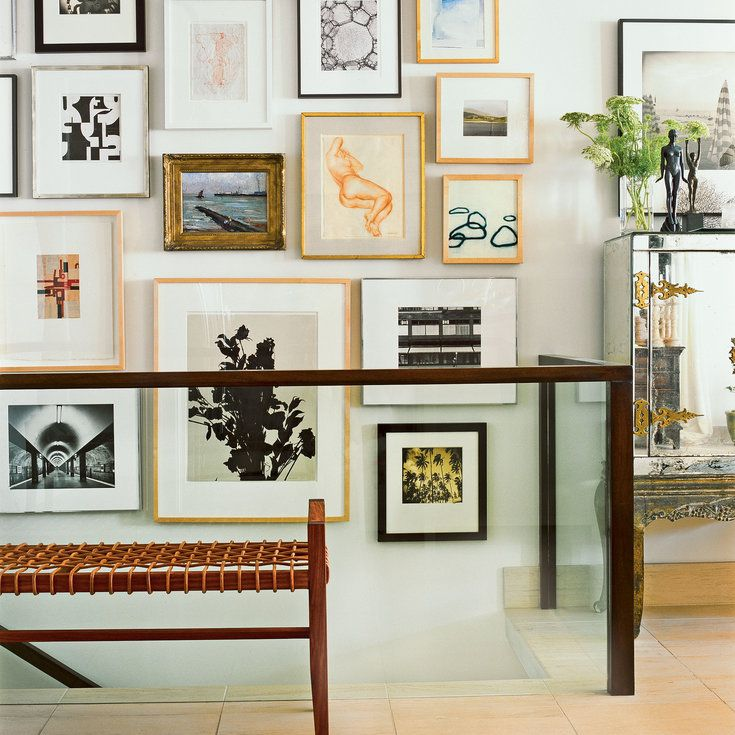 16 Creative Gallery Wall Ideas 16 Creative