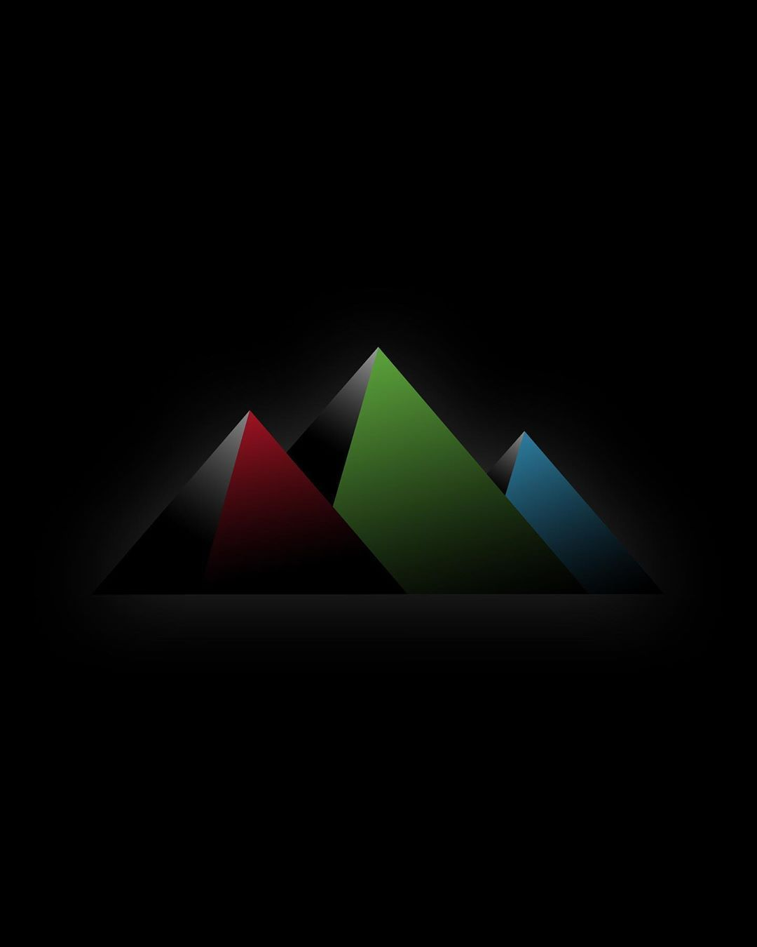 Download Link In Bio Abstract Wallpaper Phonewallpaper Triangles Rgb Red Green Blue Black Mobile Wallpaper Wallpaper Phone Wallpaper