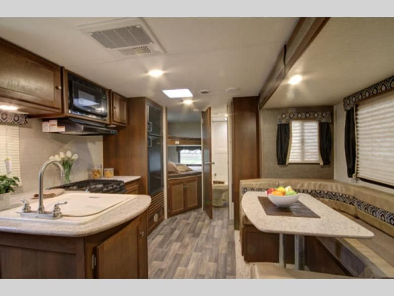 Keystone Bullet Travel Trailer Ultra Lite Under 5 000 Lbs With Bunkhouse