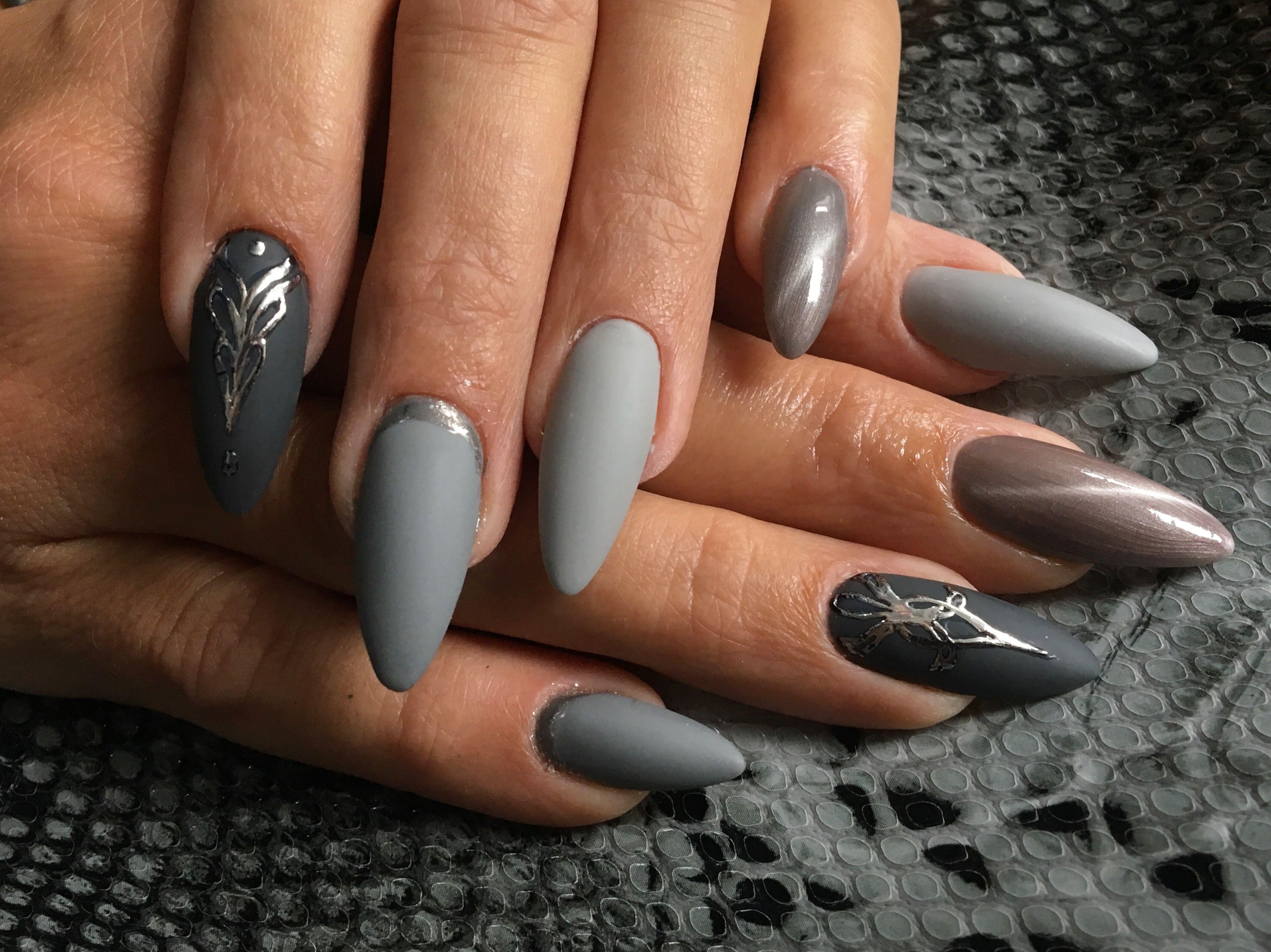 Pin by Aneta Jeleń on @miss_deer_nails | Pinterest | Deer nails
