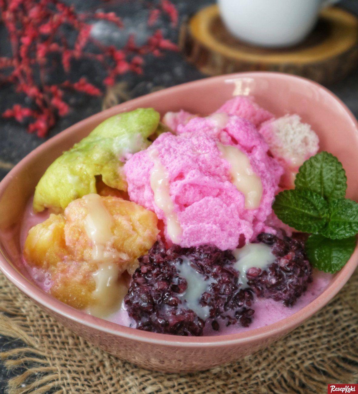 Es Doger Segar Manis Sederhana Resep Resepkoki Resep Di 2020 Resep Minuman Makanan Dan Minuman Resep