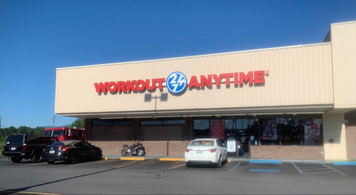 Pin On Workout Anytime Locations