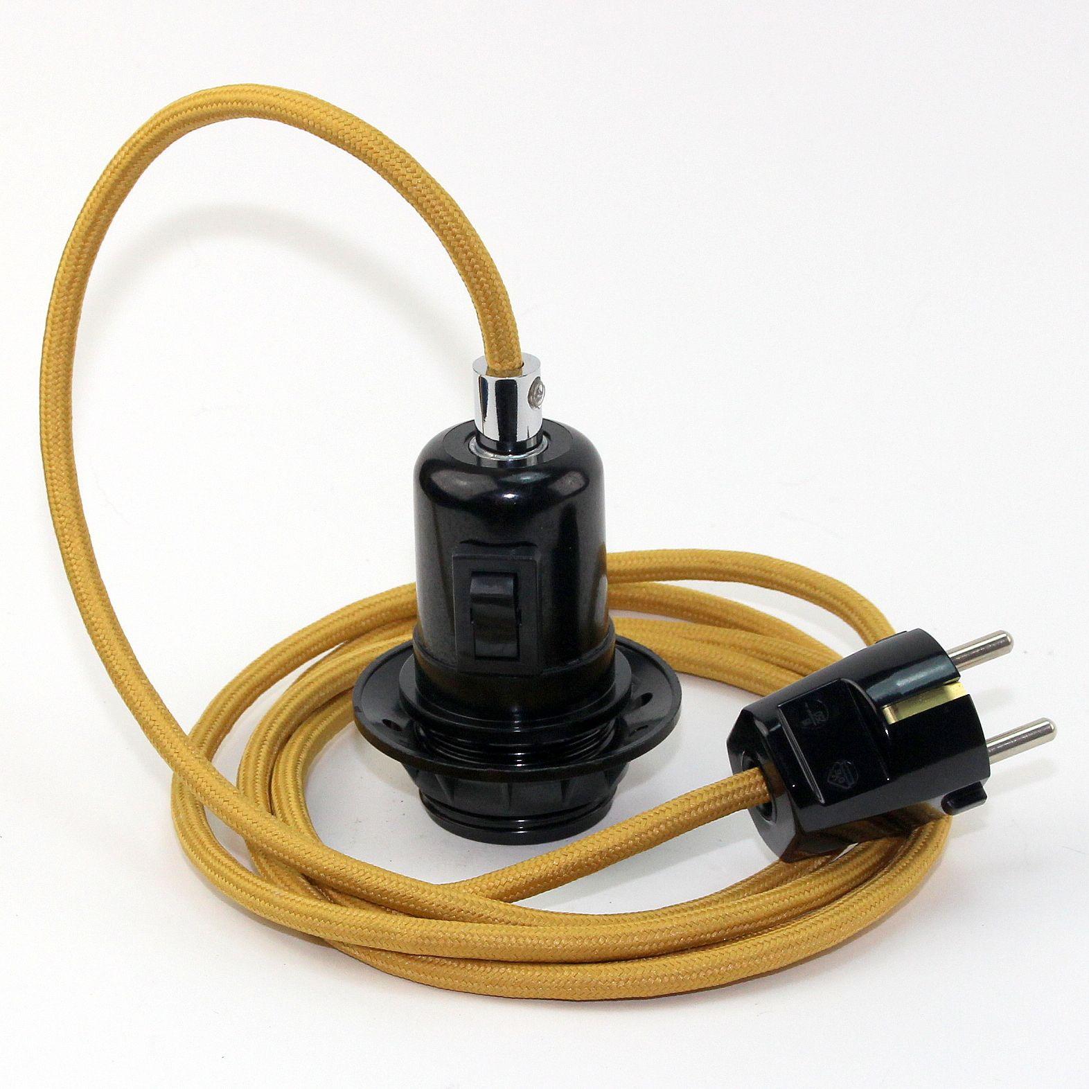 20++ E27 fassung mit kabel Sammlung
