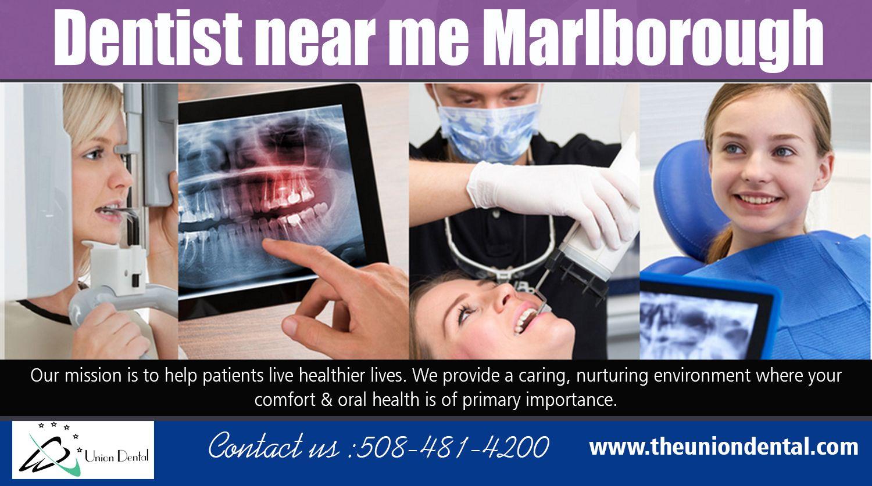 Dental Health In Marlborough, Randolph & Worcester