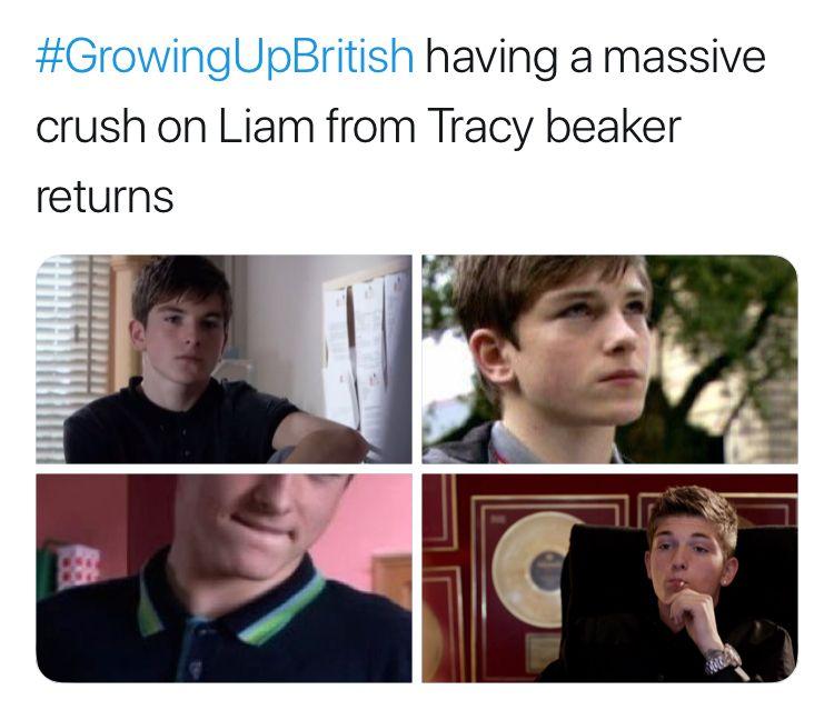 Liam From Tracy Beaker Returns Growingupbritish Tracy Beaker Tracy Beaker Returns British Memes