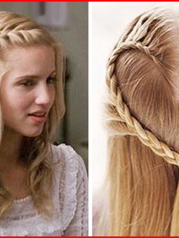 easy hairstyles for school  for long locks  natural hair