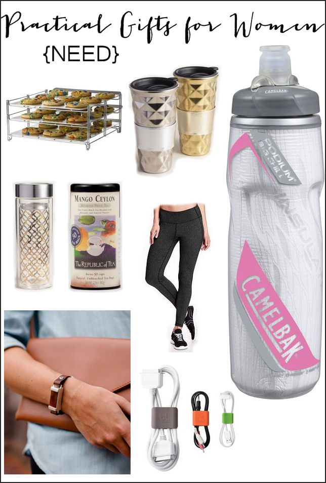 4 Gifts - Practical Gifts for Women - NEED