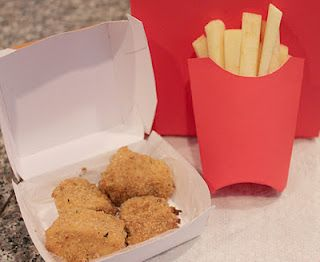 Diy American Girl Mcdonalds Happy Meal Happy Meal Mcdonalds