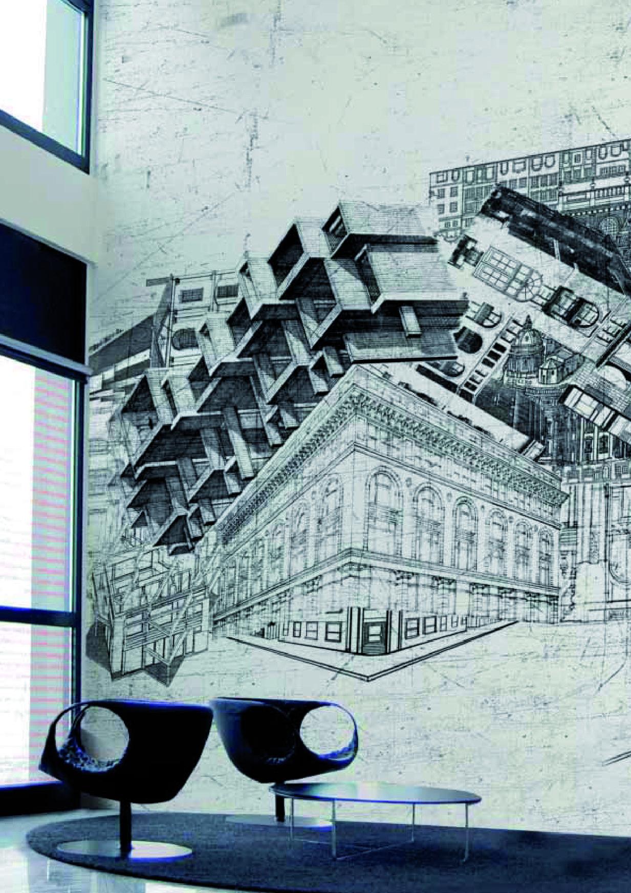 Adriani E Rossi Carta Da Parati wallpaper art - carta da parati firmata adriani e rossi