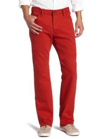 Amazon.com: Calvin Klein Jeans Men's Bold Colored Straight Leg Jean: Clothing