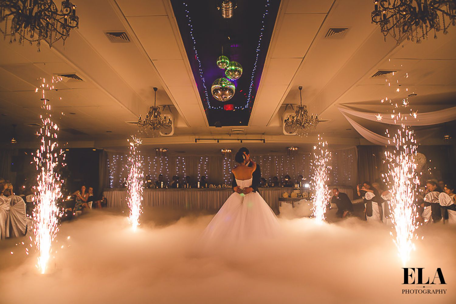 Fire After First Dance As A Couple Before Everyone Joins Us On The Dance Floor Princess