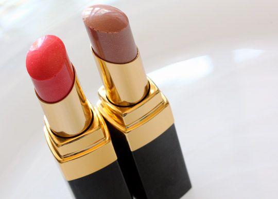 Chanel Rouge Coco Shine in Empreinte