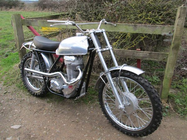 Matchless Motorcycles Matchless Metisse 600 Motorcycles