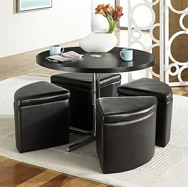 La Table Basse Avec Pouf Pour Un Style De Vie Moderne Archzine Fr Table Basse Pouf Table Basse Meubles A Usages Multiples