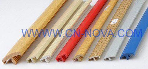Pvc T Profile Edge Banding,Rubber T Molding,Pvc T Molding
