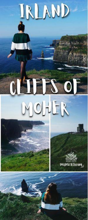 Cliffs of Moher - Tipps, Kosten & Eindrücke #irelandtravel