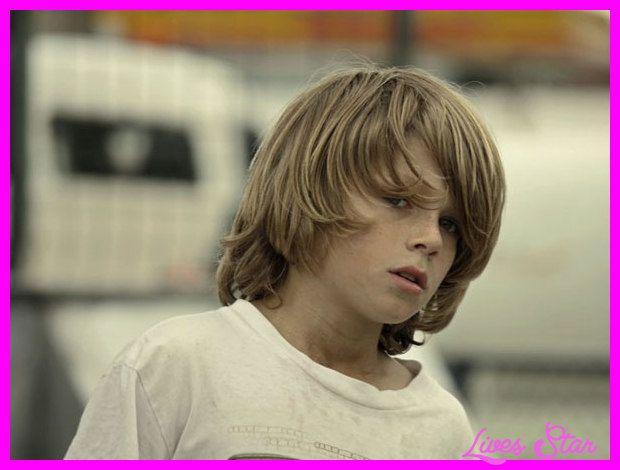 Nice Hairstyles Boy: Nice Long Haircuts For Kids Boys