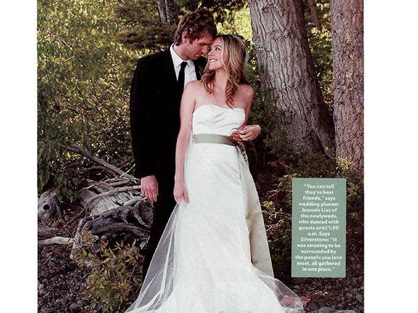 Alicia Silverstone Fez Um Casamento Ecologico Casamentos De
