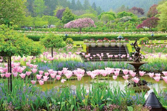 Google Image Result For Http Media 2 Web Britannica Com Eb Media 22 154422 004 9123cb4f Jpg Garden Types Butchart Gardens Garden Planning