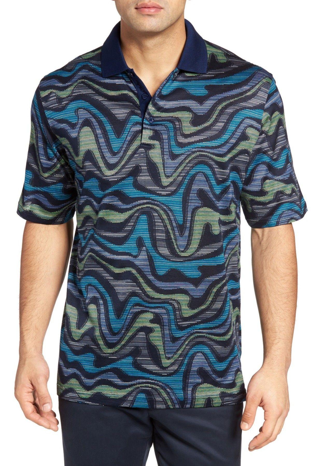 Knit Regular Fit Sport Shirt