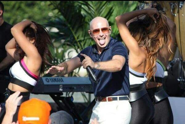 Dont Stop The Party Pitbulls Party Dont Stop